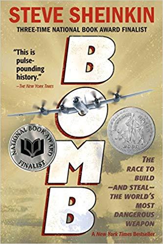 World War II History - Bomb By Steve Sheinkin