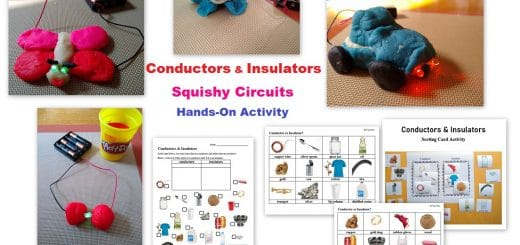 Conductors and Insulators Squishy Circuits Activity