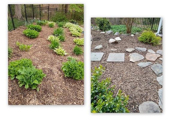 Mulch - Gardens