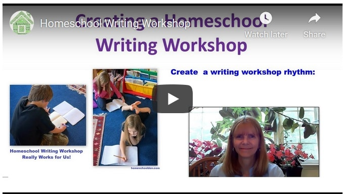 Writing Workshop Video