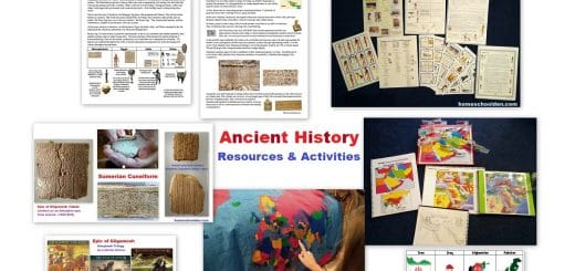 Ancient History - Resources and Activities