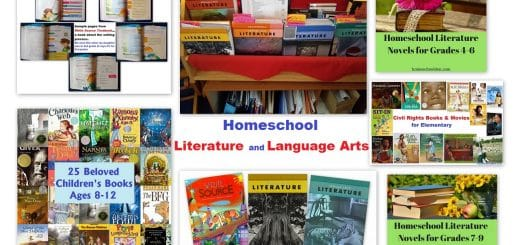 Homeschool Literature and Language Arts