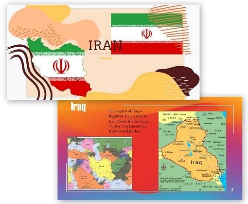 PPP - Iran Iraq